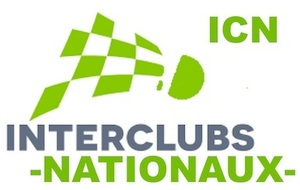 InterClubs Nationaux -J1- Clubs 54
